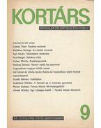 Kortárs 1976, XX. évf. 9. szám - Kovács Sándor Iván