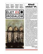 Első oldal VI. - Válogatás az ÉS első oldalas publicisztikáiból - Kovács Zoltán, Megyesi Gusztáv, Váncsa István