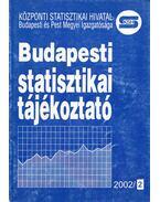 Budapesti statisztikai tájékoztató 2002/2. - Kővári Lajos