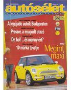 Autósélet 2001. november - Kováts László