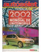 Autósélet 2002. november - Kováts László