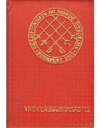 Vívóvilágbajnokság '75 (mini) - Kozák Mihály