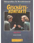 Geschäfts - Kontakte - Krause, Wolfgang, Bayard, Ann-Christin