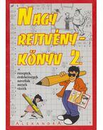 Nagy rejtvénykönyv 2. - Kresz Károly