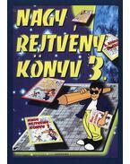 Nagy rejtvénykönyv 3. - Receptek, érdekességek, novellák, mesék, viccek - Kresz Károly (szerk.)