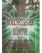 Bölcsességek könyve II. - Kristó Nagy istván