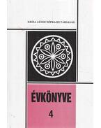 Kriza János Néprajzi Társaság Évkönyve 4. - Barabás László, Pozsony Ferenc, Zakariás Erzsébet