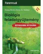 Biológia feladatgyűtemény középiskolásoknak, érettségizőknek - Kropog Erzsébet, Mándics Dezső, Molnár Katalin, Szászné Heszlényi Judit
