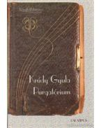 Purgatórium - Krúdy Gyula