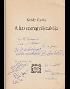 A has ezeregyéjszakája. (Illusztrálta Zórád Ernő.) (Dedikált.) - Krúdy Gyula, Zórád Ernő