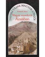 Magyar expedíciók Ázsiában - Kubassek János