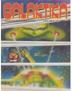 Galaktika 107. V. évf. 1989/8. - Kuczka Péter