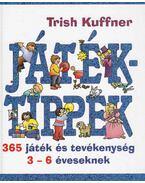 Játéktippek - Kuffner, Trish