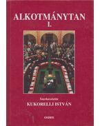Alkotmánytan I. - Kukorelli István