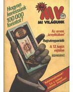 Mi Világunk 1985/1. szám - Kulcsár Ödön