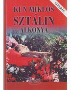 Sztálin alkonya (dedikált) - Kun Miklós