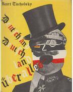 Deutschland, Deutschland über alles (reprint) - Kurt Tucholsky