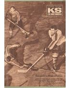Képes Sport 1969. XVI. évfolyam I-II. (teljes) - Kutas István
