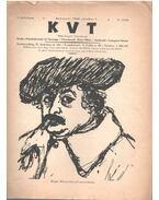 KVT I. évf. 4. szám - Rózsa Miklós