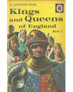 Kings and Queens of England Book 1 - L. Du Garde Peach