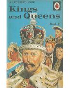 Kings and Queens of England Book 2 - L. Du Garde Peach