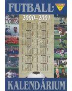 Futball-kalendárium 2000-2001 - Ládonyi László (szerk.)
