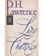 Lady Chatterley - LAWRENCE, D.H.