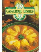 99 Casserole Dishes with 33 Colour Photographs - Lajos Mari, Hemző Károly