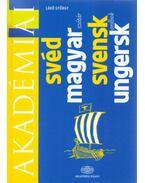 Svéd-magyar kéziszótár - Svensk - ungersk ordbok - Lakó György