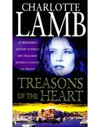 Treasons of the Heart - Lamb, Charlotte