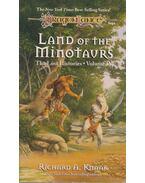 Land of the Minotaurus - Knaak, Richard A.