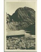 Landwiersee Hütte 2030 m mit Hochgolling 2863 m