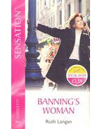 Banning's Woman - Langan, Ruth