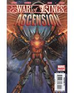 War of Kings: Ascension No. 4 - Lanning, Andy, Abnett, Dan, Alves, Wellington