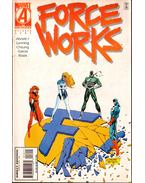 Force Works Vol. 1. No. 16 - Lanning, Andy, Cheung, Jim