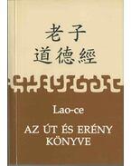 Az út és erény könyve - Lao-Ce