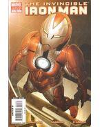 Invincible Iron Man No. 11 - Larroca, Salvador, Fraction, Matt