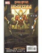 Invincible Iron Man No. 13 - Larroca, Salvador, Fraction, Matt