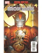 Invincible Iron Man No. 19 - Larroca, Salvador, Fraction, Matt