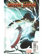 Invincible Iron Man No. 21 - Larroca, Salvador, Fraction, Matt