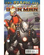 Invincible Iron Man No. 27 - Larroca, Salvador, Fraction, Matt