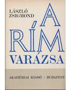 A rím varázsa - László Zsigmond