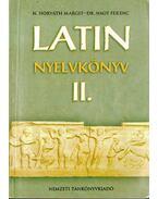 LATIN NYELVKÖNYV II. - N. HORVÁTH MARGIT, Nagy Ferenc