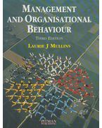 Management and Organisitional Behaviour - Laurie J. Mullins