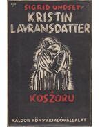 Kristin Lavransdatter I. - Undset, Sigrid