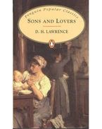 Sons and Lovers - LAWRENCE, D.H.