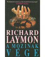 A mozinak vége - Laymon, Richard