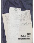Újabb Madách Imre-dokumentumok a Nógrád Megyei Levéltárból és az ország közgyűjteményeiből - Leblancné Kelemen Mária