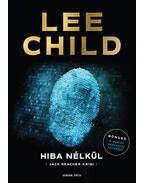 Hiba nélkül - Lee Child