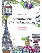 Napsütötte Franciaország - Színezőkönyv felnőtteknek - Lee Il, Sun